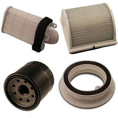 Kit 4 Filters Air Oil Revision Yamaha Tmax T Max 01/07