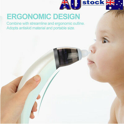 New Baby Nasal Aspirator Hygienic Nose Snot Cleaner Suction For Infant Toddler