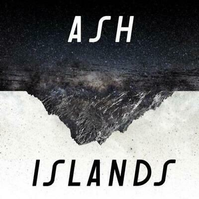 Ash – Islands Limited Silver Vinyl Lp Includes Download (New/Sealed)