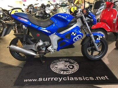 Gilera DNA 180 2001 One previous owner