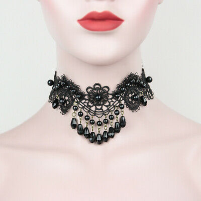 Gothic Lace Vintage Crown HEADBAND MASK Mermaid Costume Party Halloween Cosplay