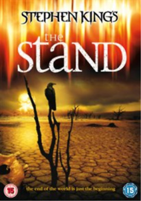 Gary Sinise, Rob Lowe-Stephen King's The Stand (UK IMPORT) DVD NEW