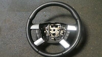Ford Focus 4 spoke leather steering wheel cruise control 2005-2010