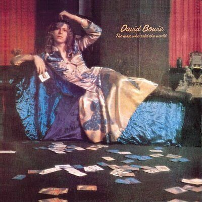 David Bowie - The Man Who Sold The World (2015 Remastered Version) [CD]