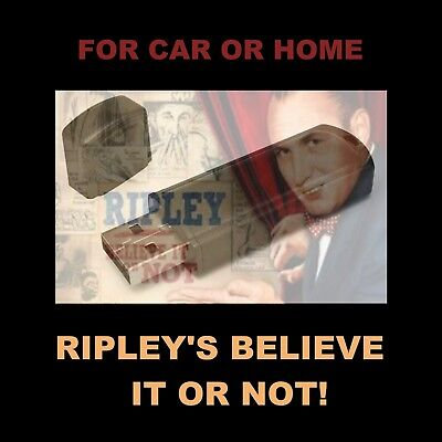 Ripley's Believe It Or Not! 432 Old Time Radio Shows. Enjoy In Your Home Or Car