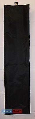 4ft (1.215m) Trailer lighting board storage bag with handy hook for easy storage