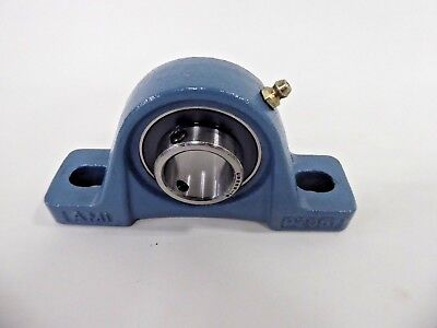 "Asahi/Ami UCP205-16 2 Bolt Pillow Block Bearing 1"" Bore"