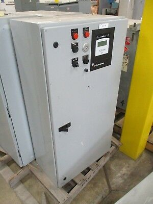 GE Zenith Automatic Transfer Switch ZTSD2L22EC-4 225A 120/208V 60Hz 3Ph Used