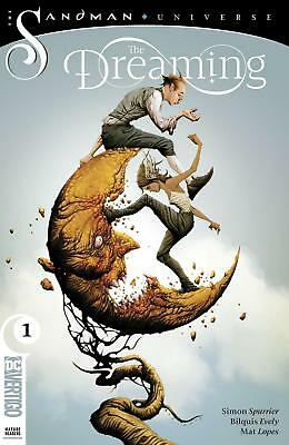 The Dreaming #1 (NEW VERTIGO!) Jae Lee & Yanick Paquette Covers Available *SALE*