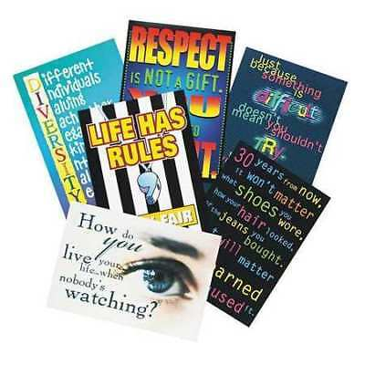 TREND TA6682 Building Character ARGUS Poster Pack,PK6