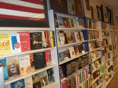 Used Book Store Closed -7,000 used books for sale.  Hardback, Amazon sellers.