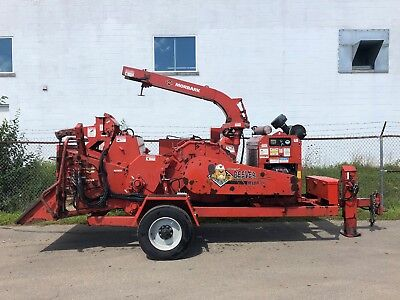 2014 Morbark M18R Brush Chipper
