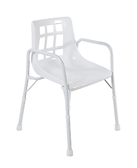 Shower Chair Steel - Aspire BTS118000