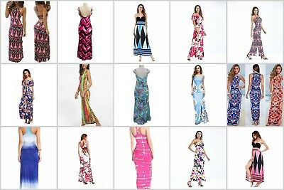 US SELLER-wholesale lot of 30 bohemian maxi dressess beach Summer Dresses