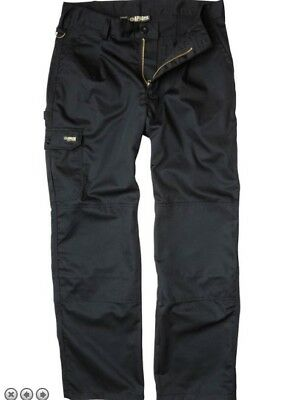 Apache Industry trousers Cargo APINDBLK W36/L31