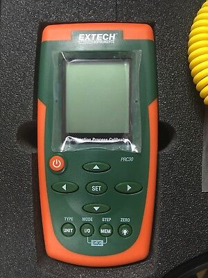 Extech PRC30 Process Calibrator Used And In Great Condition