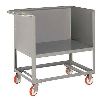 Utility Cart,Steel,42 Lx24-1/4 W,1200 lb LITTLE GIANT RP3S24365PY