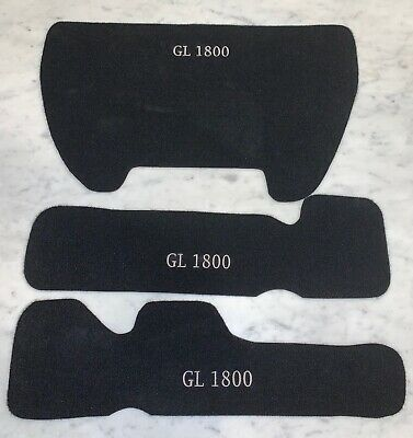 2018 HONDA GL1800 GOLDWING TRUNK SADDLE BAG  MATS CARPET SADDLEBAG  CompleteSet