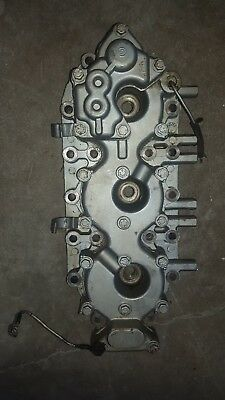 60hp 70hp 75hp johnson evinrude outboard cylinder head