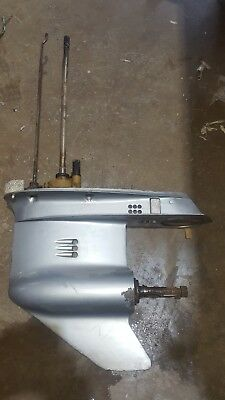60hp 70hp Johnson evinrude outboard motor gearbox warranty