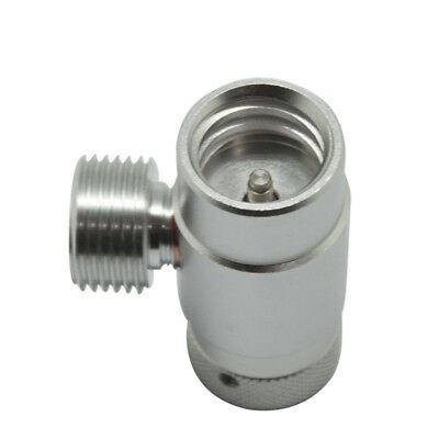 CO2 Refill Adapter Connector W21.8-14 For Sodastream Soda Maker Tank