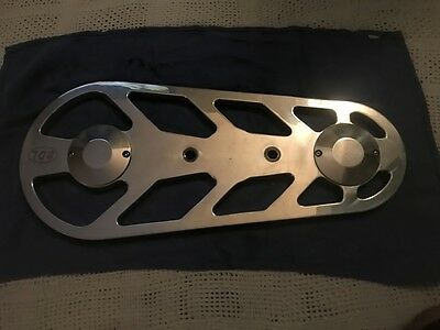 Harley Davidson BDL TF2000 Belt Drive Outboard Bearing Support 2000 Cover Plate