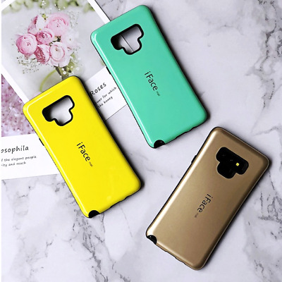 For Samsung Galaxy Note 9  Iface Mall Heavy Duty Shockproof Defender Case Cover