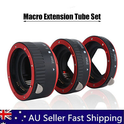 Macro Reverse Adapter Rear Lens Mount Protection Ring for Canon EOS EF Lens Tube