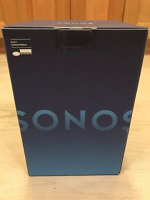 BRAND NEW SONOS PLAY 1 BLUE NOTE Limited Edition Of Only 4,100 EVER MADE -RARE!