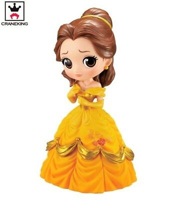 Banpresto Q Posket Disney Princess Beauty And The Beast Belle Figure Special NEW