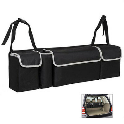 Car Trunk Back Seat Organizer Holder Hunting Rifle Sniper Gun Storage Tools Bag