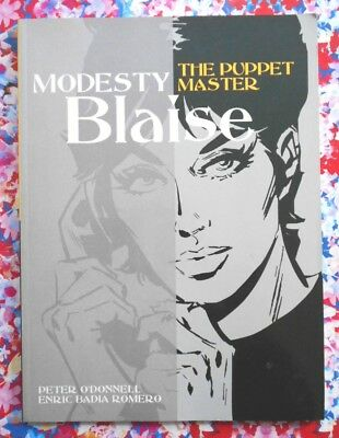 Modesty Blaise: The Puppet Master - Peter O'Donnell & Enric Badia Romero