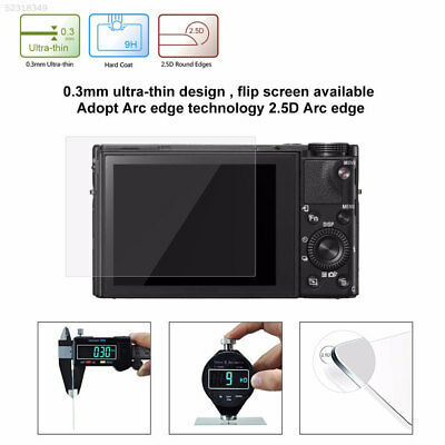 2.5D 9H Hardness SLR Camera Tempered Glass Screen Protector Film For Nikon D600