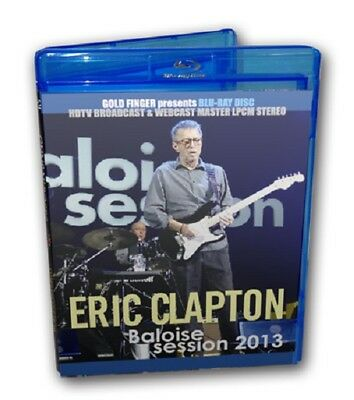 NEW ERIC CLAPTON - BALOISE SESSION 2013 : Blu-Ray Edition##Hu