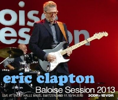 NEW ERIC CLAPTON - BALOISE SESSION 2013##Hu
