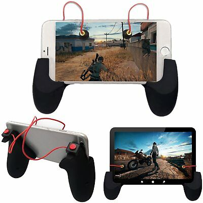 Cell Phones Shooter Controller Gamepad Trigger L1R1 Fire Button for PUBG Mobile