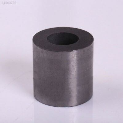 725F 25X25MM Polishing Graphite Crucible Cup Propane Torch Melting Gold Silver