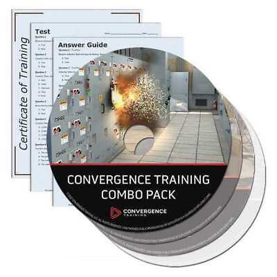 Cranes and Wire Rope Combo-Pack,DVD CONVERGENCE TRAINING C-112