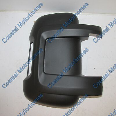 Fiat Ducato Peugeot Boxer Citroen Relay Short Mirror Cover Right 2006-Onwards