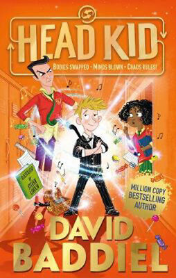 Head Kid | David Baddiel