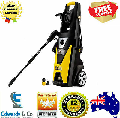 3500PSI High Pressure Electric Washer Car Cleaner Save Water Light BONUSES
