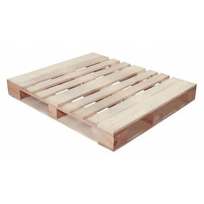 "PARTNERS BRAND CPW4840B New Wood Block Pallet,48x40"",Natural Wood,PK10"
