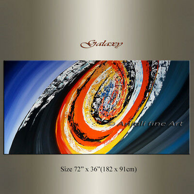 Large Canvas Huge Modern Home Wall Decor Art acrylic Painting Picture  Unframed