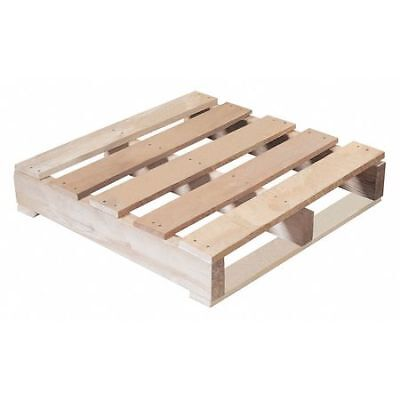 "PARTNERS BRAND CPW2424R #1 Recycled Wood Pallet,24x24"",Natural Wood,PK10"