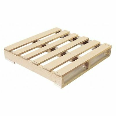 "PARTNERS BRAND CPW3030R #1 Recycled Wood Pallet,30x30"",Natural Wood,PK10"