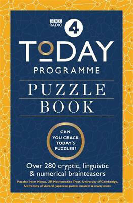 Today Programme Puzzle Book: The puzzle book of 2018 | BBC