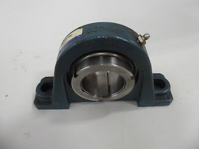 "Dodge 129169 Pillow Block Bearing P2B-GT-200 2 Bolt 2"" Bore"