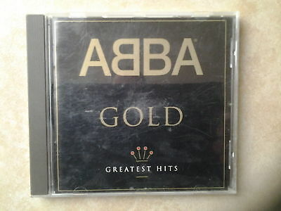 42578//Abba Gold Greatest Hits Cd Best Of 19 Titres En Tbe