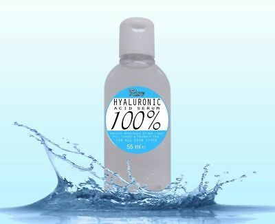 100% Pure HYALURONIC Acid Serum 55ml buy2 get3 Fountain of Youth