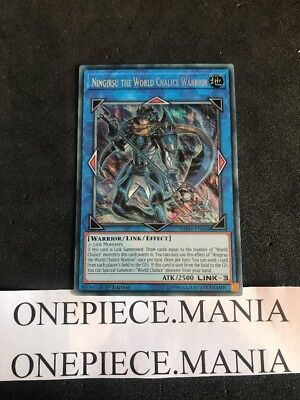 Yu-Gi-Oh ! Ningirsu The World Chalice Warrior Mp18-en068 (mp18-fr068)